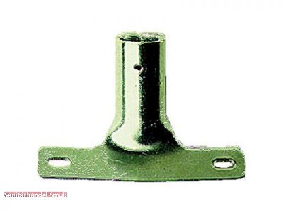 Stielhalter verzinkt 28mm 022405