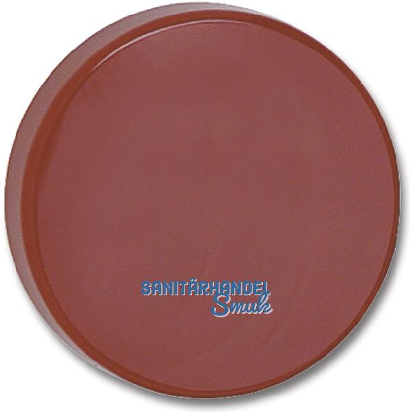 HEWI Blindrosetten flach 306.23 rubinrot