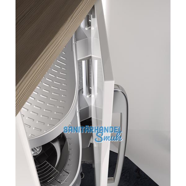 NINKA MONDO Eckschrank-Drehbeschlag Winkelfalttür 90 Grad, KB 800 mm