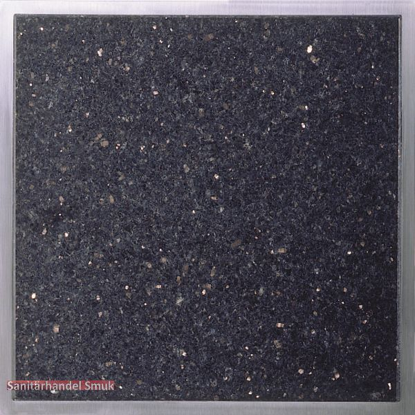Granitfeld klein, 25 x 25 x 1,2 cm, Galaxy Star