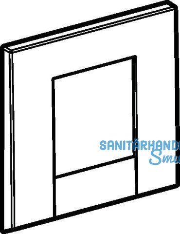 geberit abdeckplatte bolero sanit rhandel smuk www. Black Bedroom Furniture Sets. Home Design Ideas