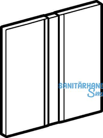 geberit urinal abdeckplatte sanit rhandel smuk www. Black Bedroom Furniture Sets. Home Design Ideas